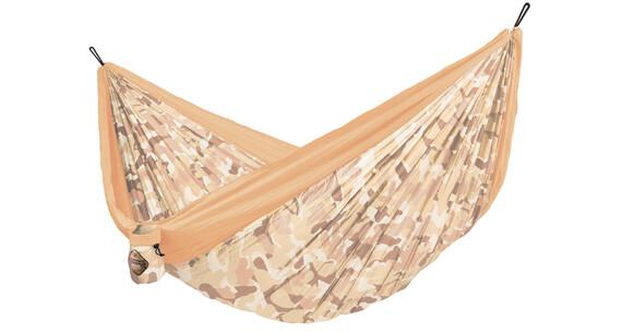 La Siesta Colibri Camo hangmat beige